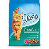 9 Lives Plus Care Dry Cat Food, 12 Lb by 9Lives
