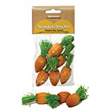 Rosewood Boredom Breaker Woodies Play Carrots for Small Animals
