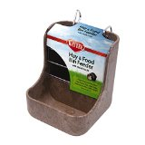Super Pet 276865 Super Pet Hay and Food Feeder