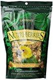 Lafebers Tropical Fruit Nutri-Berries Conure 10oz Bag