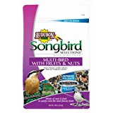 Scotts Songbird Wild Bird Fruits And Nuts Blend Seed 6 Pound Pack Of 6 - 1022687