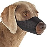 Lined Nylon Dog Muzzle - Size 3