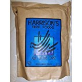 Harrison`s Adult Lifetime Coarse 5lb - Complete Parrot Diet