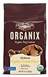 Organix Organic Dog Cookies Treats, Chicken Flavor