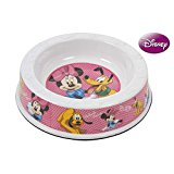 Disney Minnie Mouse and Pluto Dog Cat Bowl Dish