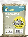 Best Pets Compressed Hay Large Pack
