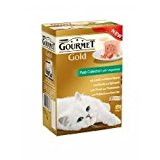 Gourmet Gold Pate Collection Cat Food 12 x 85g