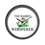 CafePress - The Rabbit Whisperer - Unique Decorative 10
