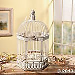 DELUXE HOME DECORATION BIRD CAGE