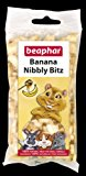 Beaphar Banana Nibbly Bitz Small Animal Treat 50g