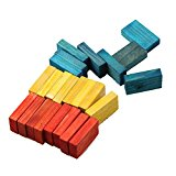 Emours Perfect Colored Wood Chews Sticks for Hamsters and other Small Animals,Small