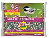 GLOBAL HARVEST FOODS LTD - Wild Bird Nut/Fruit Cake, 1.75-Lb.