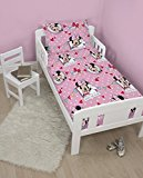 Disney Minnie Mouse Cafe Junior Rotary Bedding Bundle