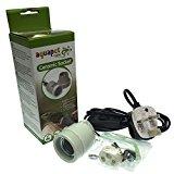 Reptile Vivarium Ceramic Kit Bulb Lamp Heater Holder Hanging Screw Type ES 1