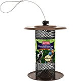 Kaytee Mealworm & Nut Mesh Feeder Dual-Purpose Sunflower Hearts Chips Woodpecker