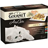 Gourmet A La Carte Recipes 40 X 85G