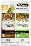 ZuPreem VeggieBlend Med/Lrg 17.5lb - Complete Parrot Diet