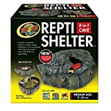 zoomed Repti Shelter Multifunction Cave 20cm
