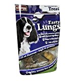Dog Treats - 2 pack (Tasty Lung)