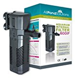 All pond solutions 600if aquarium internal filter 600 for Internal pond filter