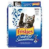 Friskies Seafood Sensations Dry Cat Food 16lb by Friskies