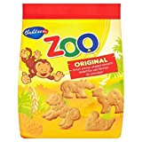 Bahlsen Leibniz Zoo Animal Biscuits 125g