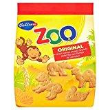 Bahlsen Leibniz Zoo Animal Biscuits 125g