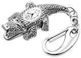 Crocidile Novelty Belt Fob/Keychain Watch
