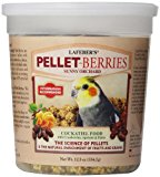 Lafeber Company Pellet-Berries For Cockatiel, 12.5-Ounce