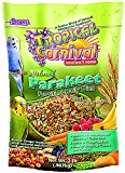 F.M.Brown's Tropical Carnival Natural Parakeet Food, 2-Pound Package