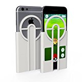 iPhone 6s PLUS & iPhone 7 PLUS case, Pokémon GO Launcher, Mobilyos® [ Pokémon GO Catcher ] [ iPhone 6s PLUS / 6 PLUS & iPhone 7 PLUS ] Save Pokéballs + Bonus Experience, Pokemon GO accessory