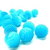 ISTA 50pcs BIO BALL (S) 31.5mm Blue Color - Aquarium Filter media Pond balls