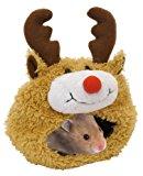 Rosewood Reindeer Hamster Bed