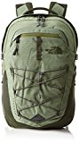 The North Face Mens T0chk4 Borealis Backpack Terrarium Green