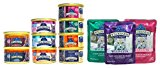 Blue Buffalo Wilderness Cat Food Variety Sampler Box - 13 Items - 4 Classic Flavors, 3 Wild Delights Flavors, 2 Rocky Mountain Recipe Flavors, & 4 Wild Cuts Tasty Toppers Pouch Flavors - 3 oz Each