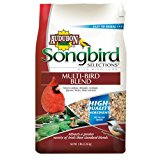 Scotts Songbird Wild Bird Multi Bird Blend Seed 6 Pound Pack Of 6 - 1022683