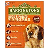 Harringtons Grain Free Duck & Potato with Vegetables 400g (PACK OF 4)