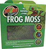 zoomed All Natural Frog Moss, 1.3 Litre