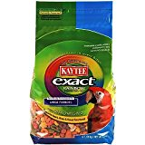 Kaytee Exact Rainbow Chunky Large Parrots 1.13kg Daily Diet