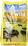 Taste Of The Wild High Prairie with Roasted Venison and Bison Dog Food 2.27 Kg