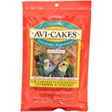 Lafeber Original Avi-Cakes for Cockatiels 230g(Case Of 4)