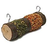 Rosewood Boredom Breaker Natural Treat Double Woodroll