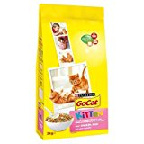 Go-Cat Chicken Milk & Vegetable Kitten Cat Food 2kg