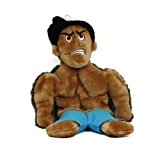 Kyjen Tuff Guy Tony Squeaker Mat Dog Toy