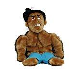 Kyjen Tuff Guy Tony Squeaker Mat Dog Toy