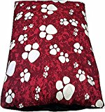 Dog Bed Pet Supplies Large Extra XL Size Zip Cover With Inner Cushion Free P&P (Large (29
