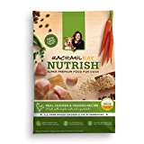 Rachael Ray Nutrish Dry Dog Food, 'Chicken & Vegetable Recipe', 28-Pound by Rachael Ray