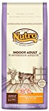 The Nutro Company Natural Choice Indoor Adult Cat Chicken and Whole Brown Rice Formula Food, 6.5-Pound