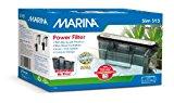 Marina Slim Aquarium Filter S15 - Hangs from Back of Tank