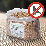 Garden Wildlife Direct 25Kg No Wheat Wild Bird Seed Mix